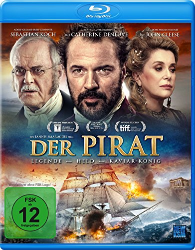 Der Pirat - Legende - Held - Kaviar-König [Blu-ray]