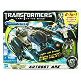 Transformers Dark Of The Moon Cyberverse Autobot Ark Playset With Autobot Roller