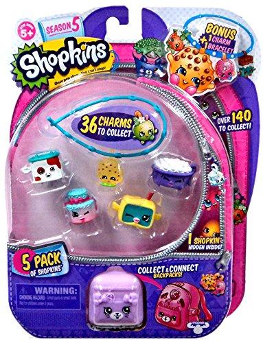 Shopkins Season 5 5-Pack