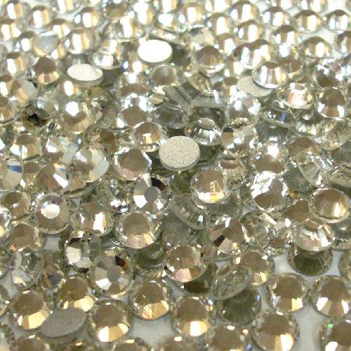 NOーCSss10 ガラス製ラインストーン 業務用NOFIX クリスタルss10