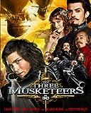 三銃士/王妃の首飾りとダ・ヴィンチの飛行船 2D ブルーレイ(1枚組) [Blu-ray]