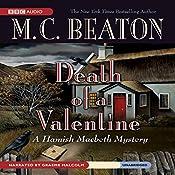 Death of a Valentine: A Hamish Macbeth Mystery   M. C. Beaton