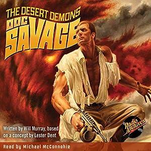 Doc Savage: The Desert Demons Audiobook