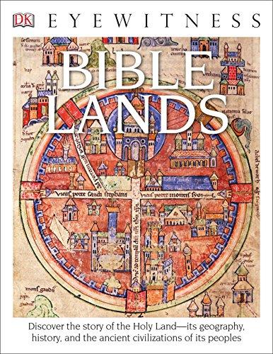 DK Eyewitness Books: Bible Lands [Tubb, Jonathan] (Tapa Blanda)