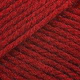 100g Top Value DK Double Knitting Yarn James Brett DK Wool (Burgundy Red 8446)