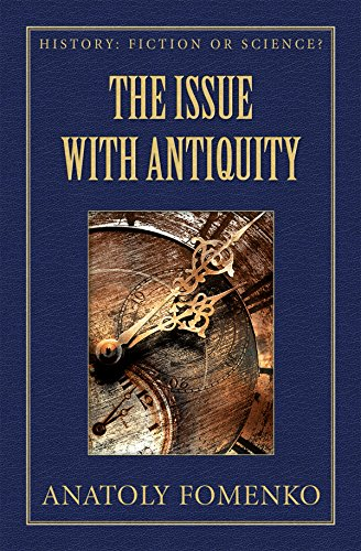 The Issue with Antiquity. (History; Fiction or Science? Book 5) PDF