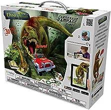 Dino Mundi Carnasaur Rampage T-REX Track Set (120-Piece)