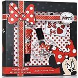 Disney Minnie Mouse Perfume Fragrance Gift Set, 3 pc