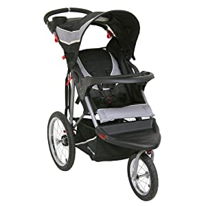 Baby Trend Expedition Jogger Stroller Travel System, Phantom