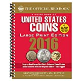 img - for A Guide Book of United States Coins 2016 Large Print book / textbook / text book