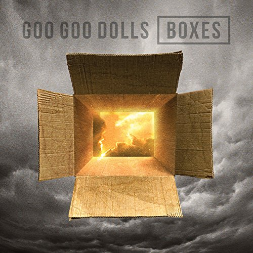 CD : Goo Goo Dolls - Boxes (CD)