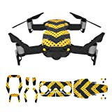 RCstyle Waterproof 3M Material Decorative Sticker Decal Skin Wrap Cover Kit for DJI Mavic Air Drone (Color: Sl01)