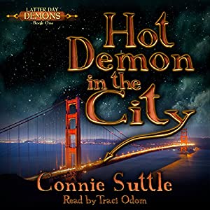 Hot Demon in the City Audiobook