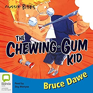 Aussie Bites: The Chewing Gum Kid | [Bruce Dawe]