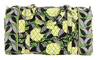 Vera Bradley Large Duffel in Le Neon Rose
