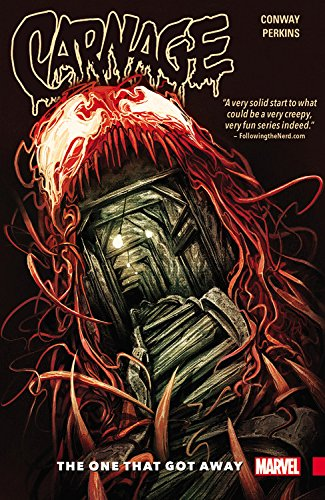 Carnage Vol. 1: The One That Got Away (Got Marvel compare prices)