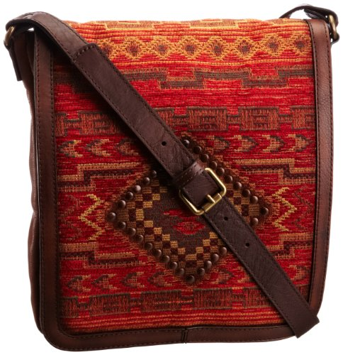 Pikolinos Womens Bolsos 898 Cross-Body Bag