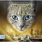 Warrior Cats - Zeichen der Sterne. Der vierte Schüler: IV, Folge 1, gelesen von Marlen Diekhoff, 5 CDs in der Multibox, 6 Std. 25 Min.