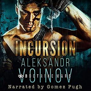 Incursion Audiobook