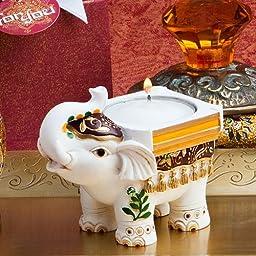 Good Luck Elephant Candle Holder (20 pcs)