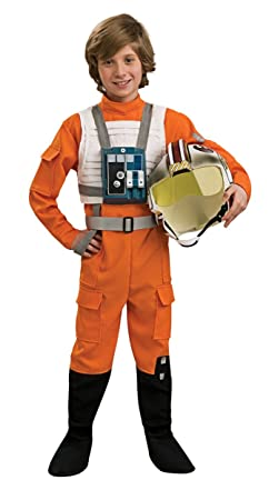 X-Wing Pilot Costume for Boys