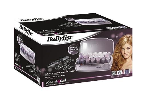 Babyliss 3060e set de rulos t rmicos importado de - Rulos termicos babyliss ...