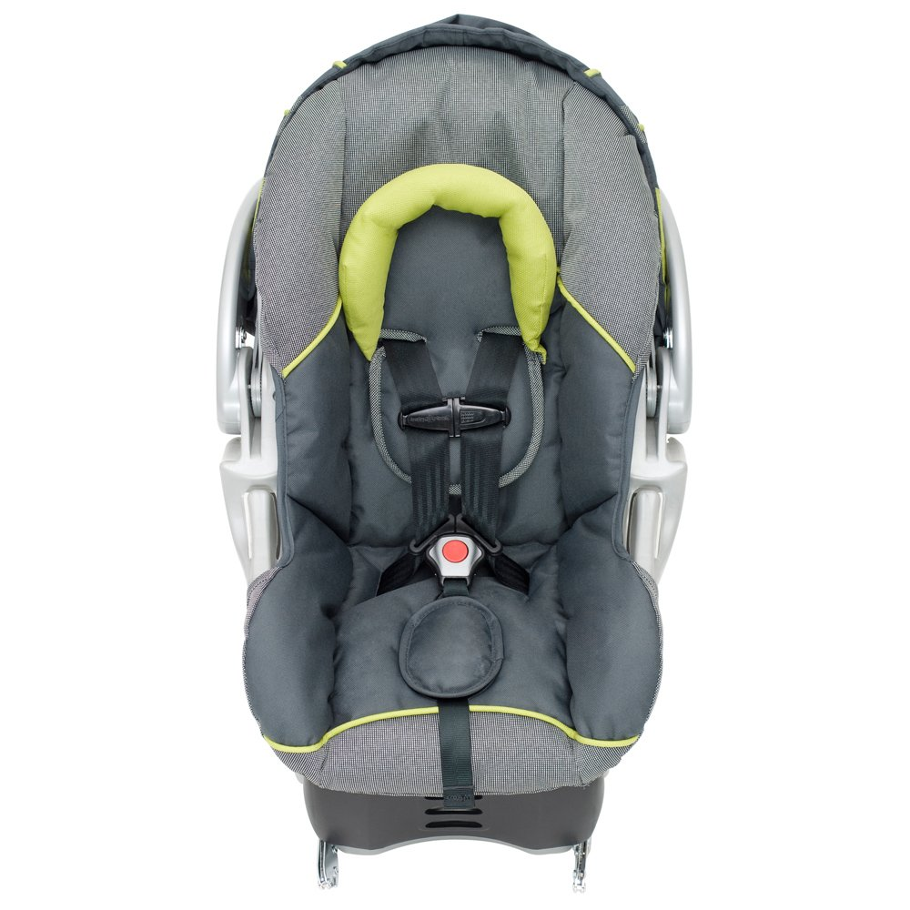 baby trend flex loc infant car seat carbon 9001401281 ebay. Black Bedroom Furniture Sets. Home Design Ideas