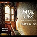 Fatal Lies Audiobook by Frank Tallis Narrated by Robert Fass