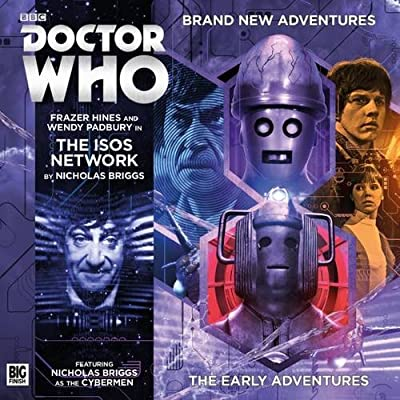 The Early Adventures: The Isos Network (Doctor Who)