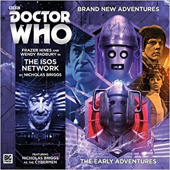The Early Adventures: The Isos Network (Doctor Who) written by Nicholas Briggs