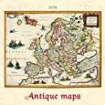 Antique Maps Bildkalender 2014