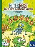 Image de Ritter Rost: Ritter Rost und der goldene Käfer: Buch mit CD