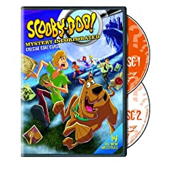 Scooby-Doo! Mystery Incorporated Season 1 Part 2