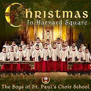 Christmas in Harvard Square