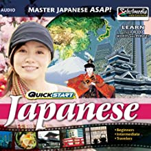 Quickstart Japanese  by Selectsoft Narrated by uncredited