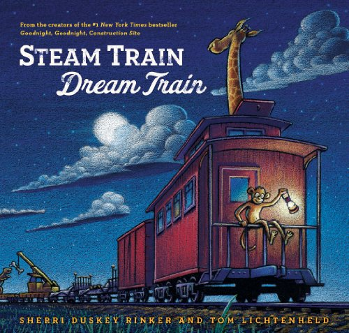 Steam Train, Dream Train [Kindle Edition]
