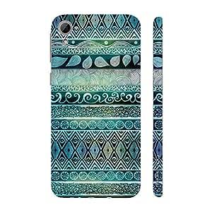 Enthopia Designer Hardshell Case Natural Beauty Back Cover for HTC Desire 826