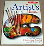 img - for Artist's Manual book / textbook / text book