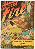 img - for Forest Fire (Featuring Smokey the Bear) (Comic Book, 1950) book / textbook / text book