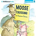 Moose Crossing | Stephanie Greene