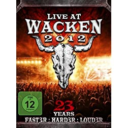 Wacken 2012-Live At Wacken Open Air