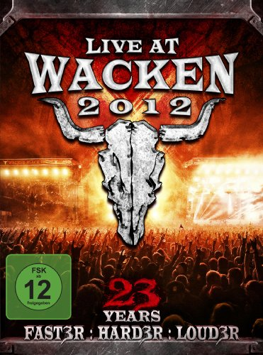 Wacken 2012 - Live At Wacken Open Air