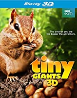 Tiny Giants 3D (Blu-ray) by BBC Home Entertainment