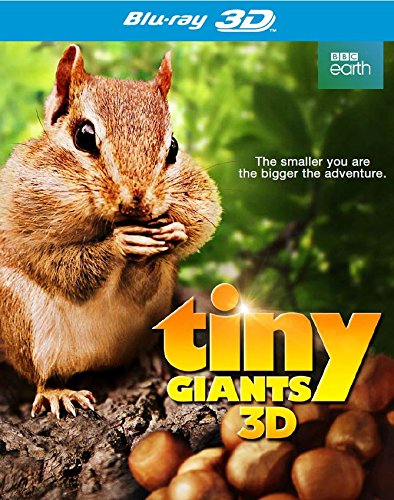 Tiny Giants 3D (Blu-ray)