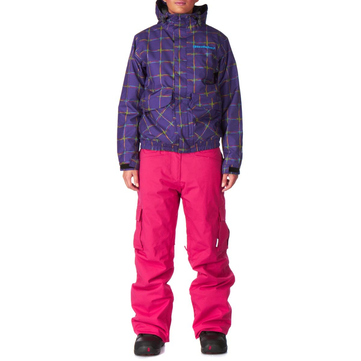 Damen Snowboard Jacke Horsefeathers Taygeta Jacket Insulated Women günstig