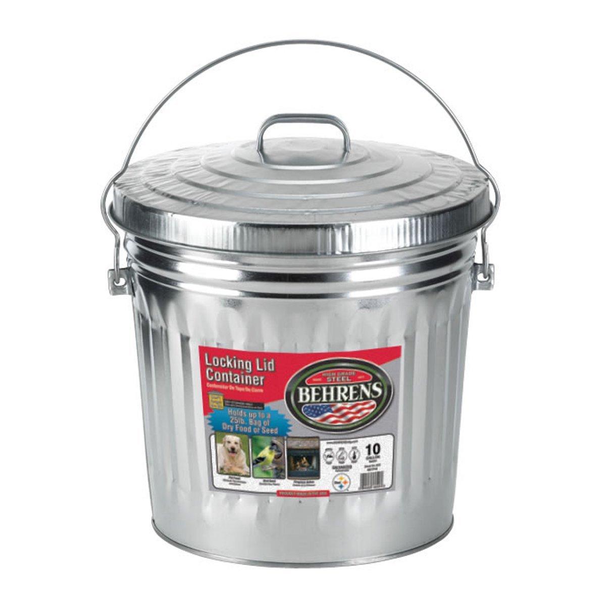 Metal Trash Cans For Dog Food