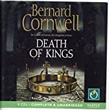 Death Of Kings: by Bernard Cornwell (Complete & Unabridged Audio Book 8cd`s) Bernard Cornwell