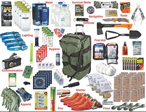Family survival kit review