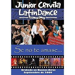 Si no te amase - Junior Cervila Company 2009