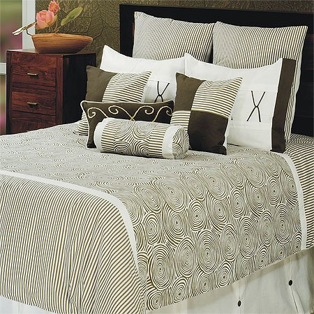 Mirror Cotton Comforter Set, King